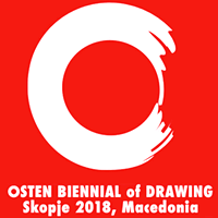 OSTEN Biennial Of Drawing Skopje 2018