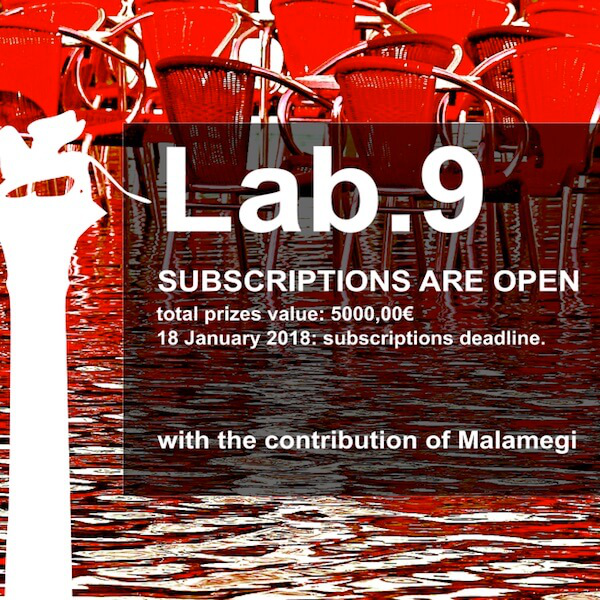 Malamegi Lab. 9 Art Competition