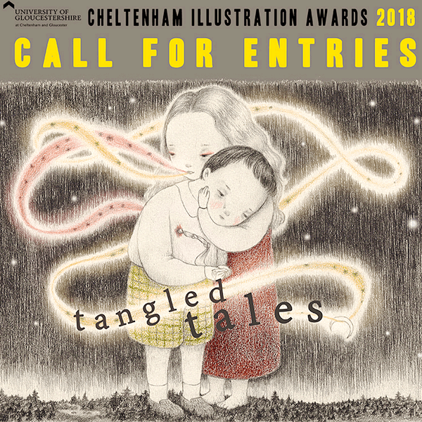 Cheltenham Illustration Awards 2018