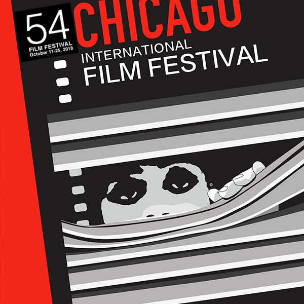 54th Chicago Film Festival Poster Design Competition