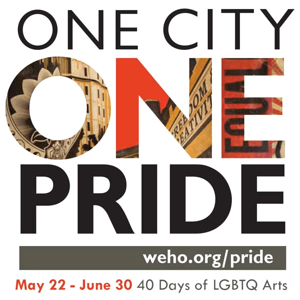 One City One Pride Arts Festival Design Competition 2019