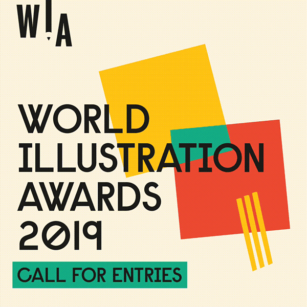 World Illustration Awards 2019