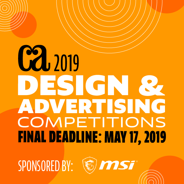 CA 2019 Design & Advertising Competitions