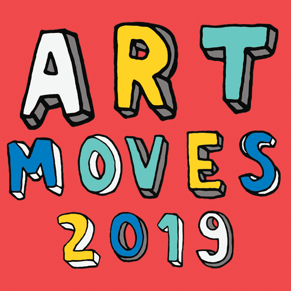 Art Moves 2019 Billboard Art Competition