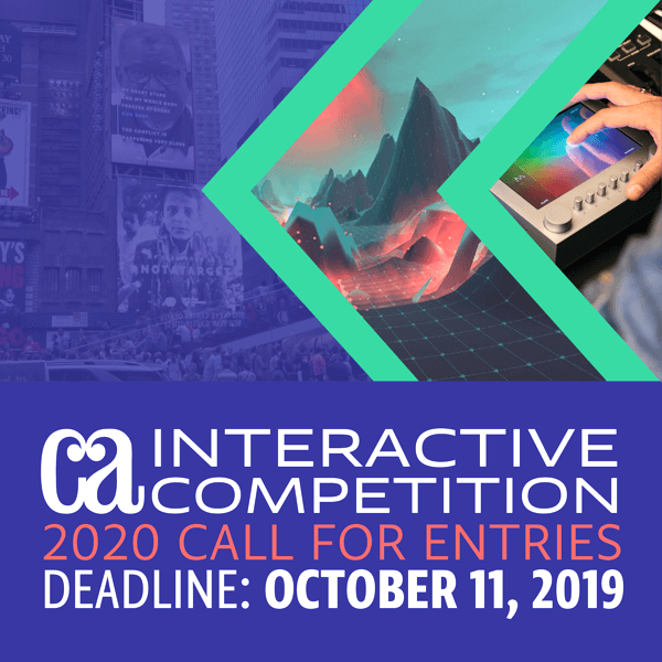 Communication Arts Interactive Competition 2020