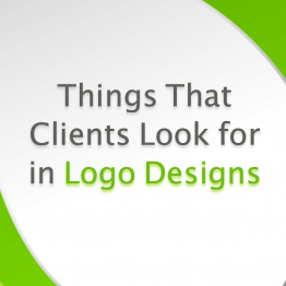 Things That Clients Look For In Logo Designs