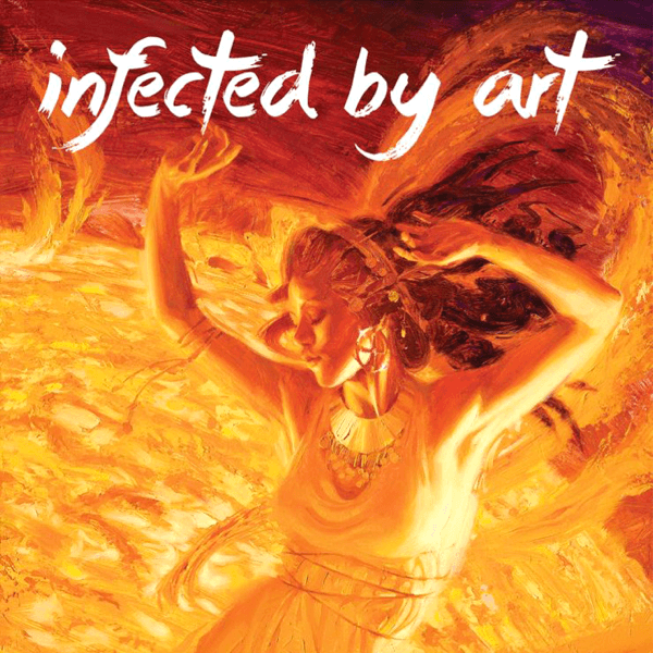 Infected By Art Volume 8 Competition