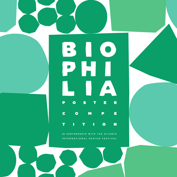 Biophilia Poster Competition