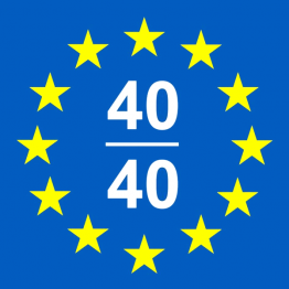 Europe 40 Under 40 Call For Entries