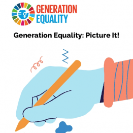 Generation Equality Comic  Cartoon Competition | Graphic Competitions