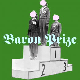 The Baron Prize 2021 | Graphic Competitions